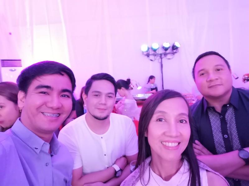 Selfie with Barangay LSFM