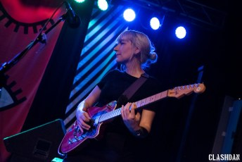 Aaron Roche and Katie Harkin @ Cats Cradle Back Room in Carrboro NC on November 5th 2016