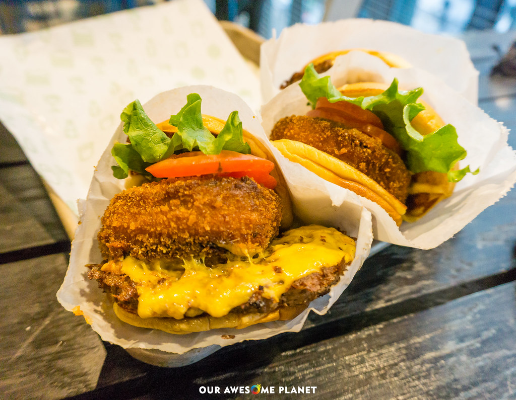 SHAKE SHACK Philippines: Menu, Prices and PH Exclusive Items