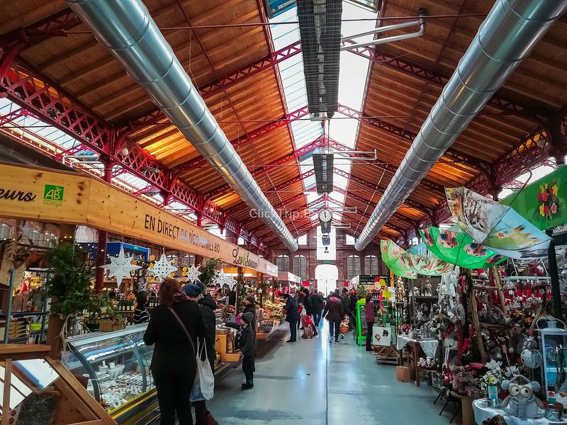 Mercado de San Miguel   Qué ver en Colmar en un día   Ruta de un día por Colmar   Colmar en Navidad   ClickTrip.ES