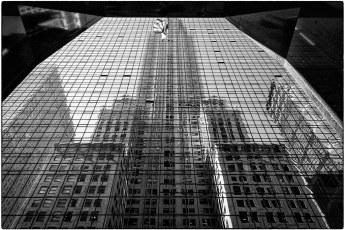 Chrysler Building Reflection