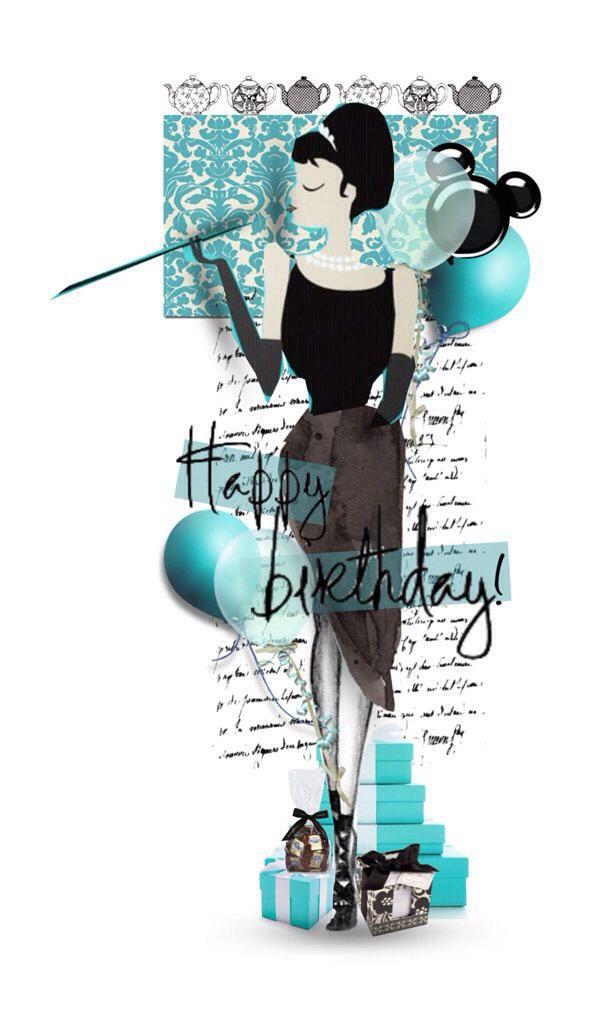 Birthday Quotes Happy Birthday Sassy Classy Tiffany Blue Flickr