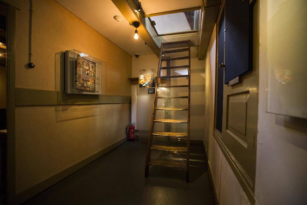 Room Peter van Pels