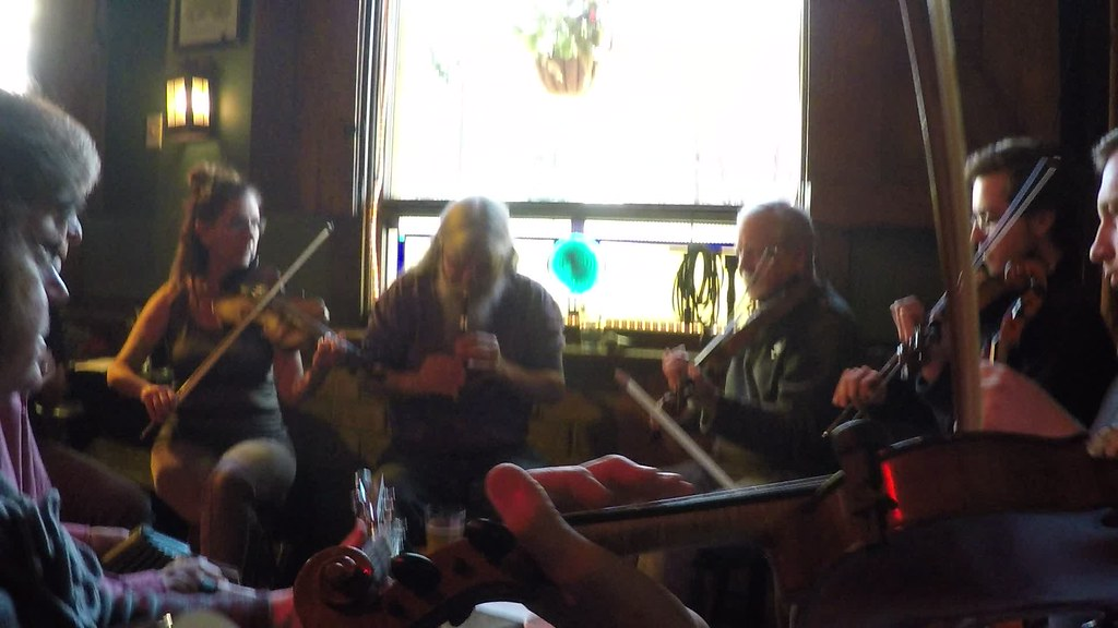 Irish Music at Jack of the Wood