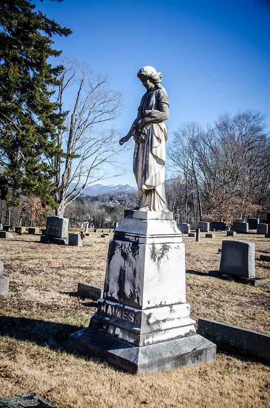 Ina Otelia Davies grave-002