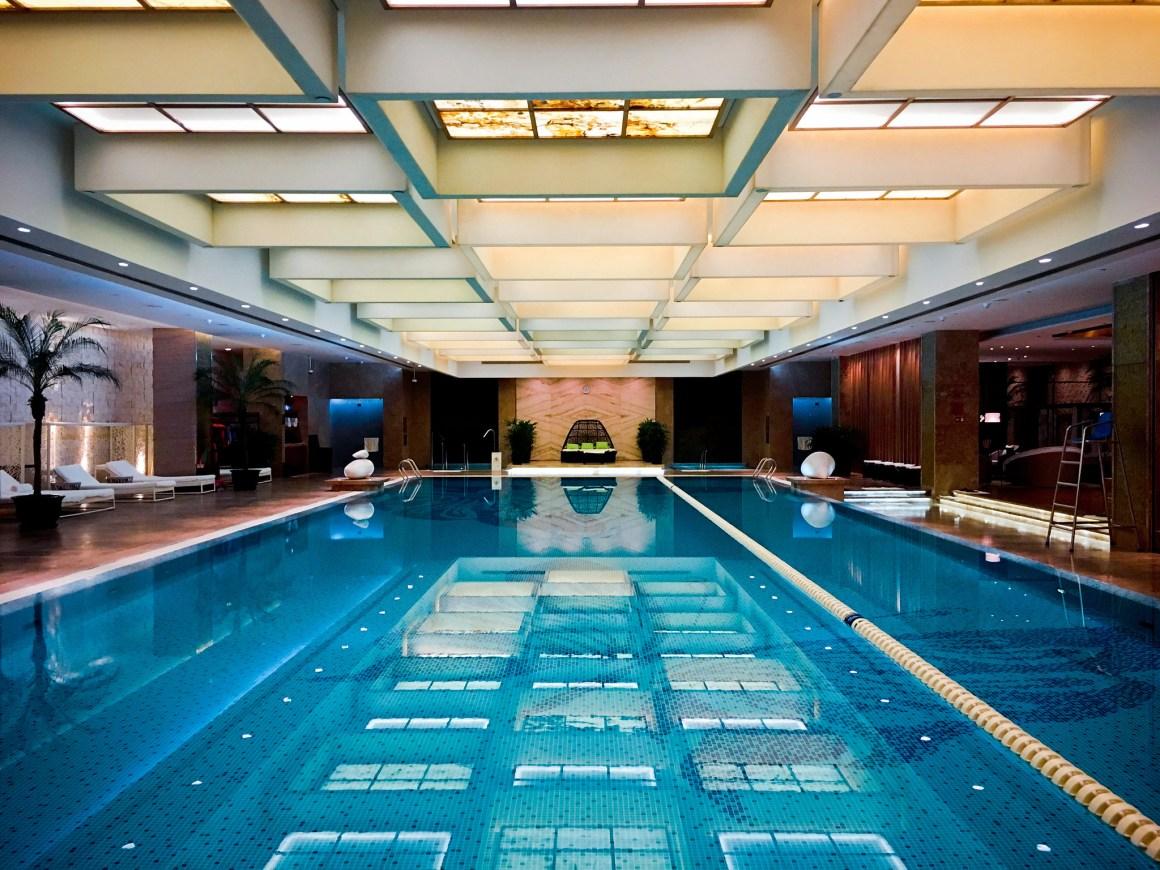 上海浦東文華東方酒店 Hotel Mandarin Oriental Pudong 住宿體驗