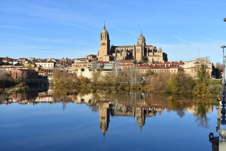 20181209 Salamanca Cathedral
