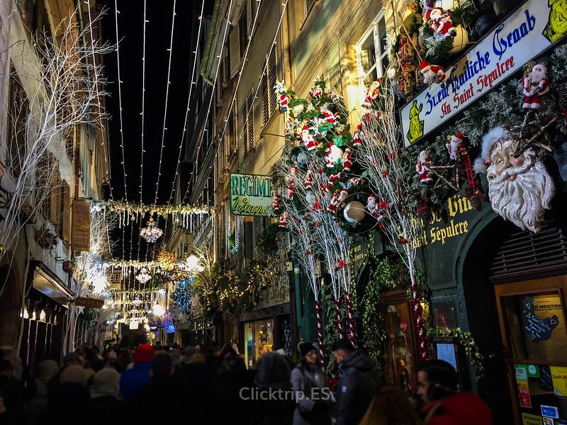 · Carre d'Or, Estrasburgo · Pueblos más bonitos de Alsacia · Alsacia en Navidad ·