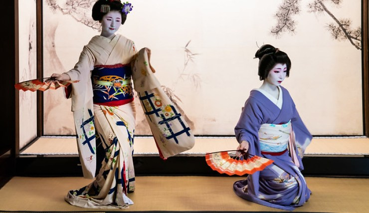 Differences between Geisha, Geiko and Maiko