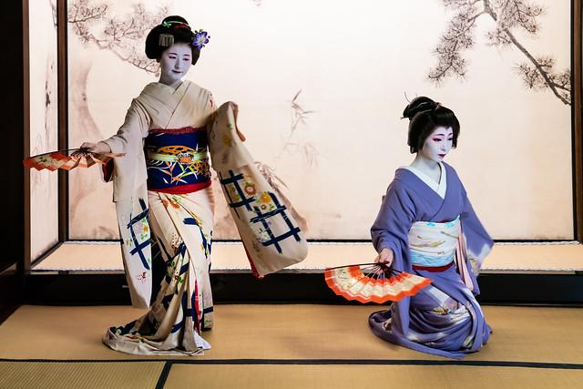Differences between Geisha, Geiko and Maiko