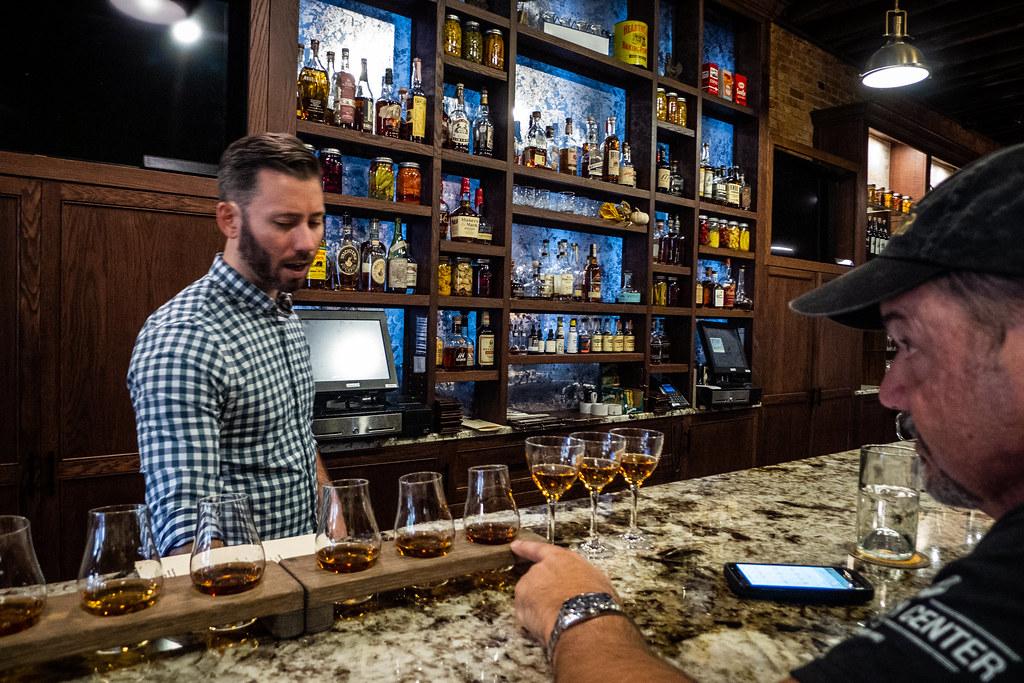 Bourbon Tasting at Husk-021