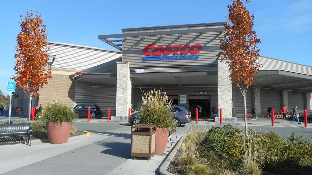 Costco Wholesale Store In Lynnwood Wa Patricksmercy Flickr