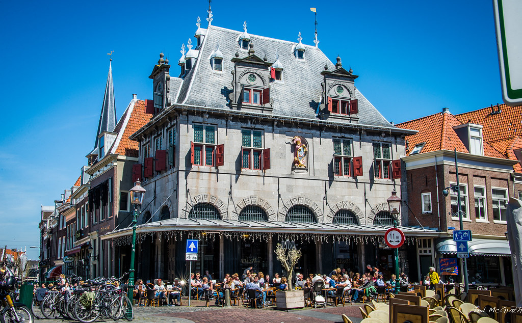 Restaurant Cafe De Waag