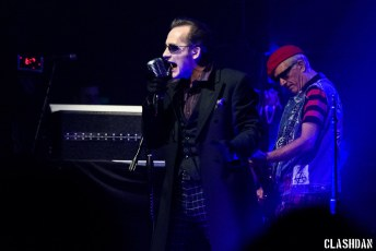 The Damned @ The Gramercy Theatre in New York NY on October 29th 2016