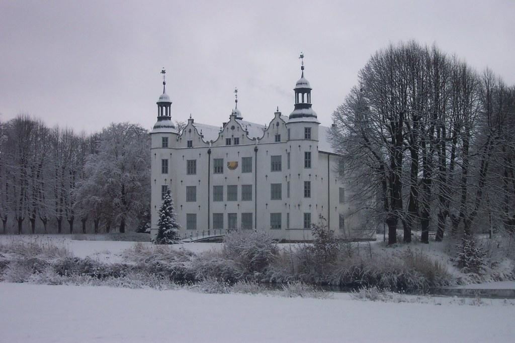 Winter Trauung Im Schloss Ahrensburg