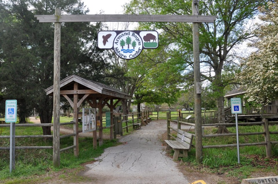 Armand Bayou Nature Center