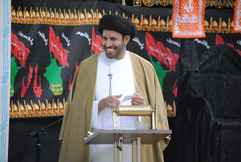 Maulana Kashmiri Visit 3/13/2011