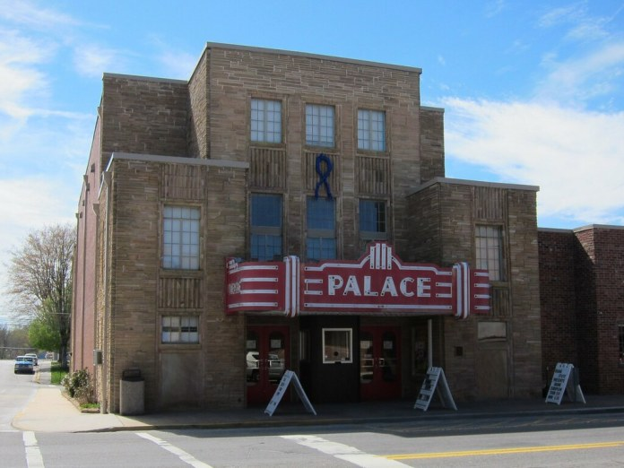Palace Theater, Crossville, TN