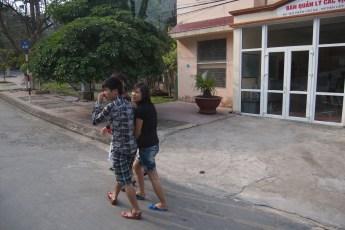 Asiatische Touristen 1
