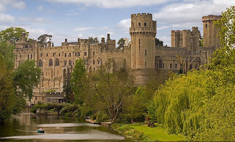 Warwick Castle - Warwickshire