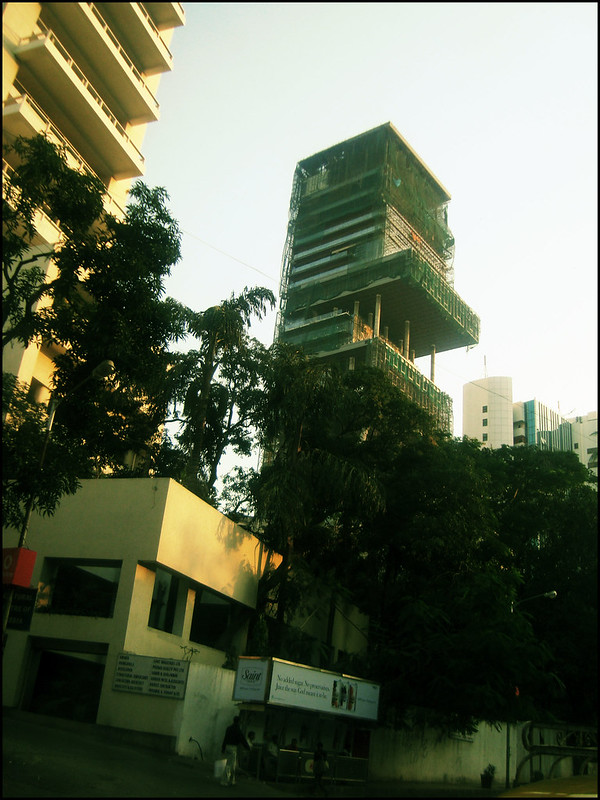 Antilia in Making