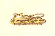 Ancient Chamorro Sandals