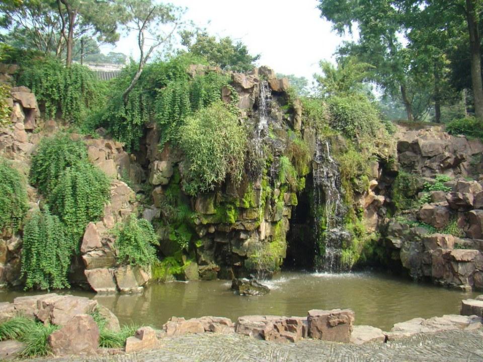 Suzhou jardin de la colina del tigre China 05 Patrimonio de la Humanidad Unesco