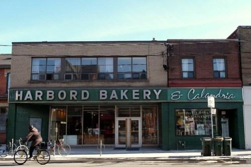 Harbord Bakery (& Calandria)