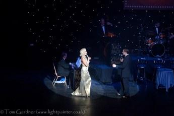 Sinatra and Marilyn Munro