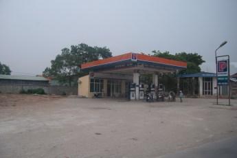 Tankstelle Petrolimes