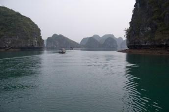 Meerenge in der Ha Long Bay