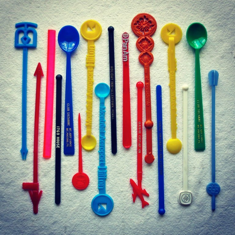 swizzle sticks vintage