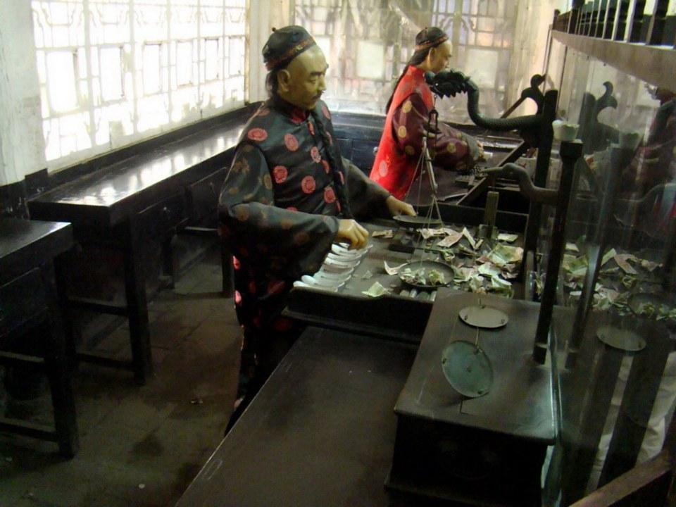 Museo China Draft Bank-Pingyao-China Patrimonio de la Humanidad Unesco 04
