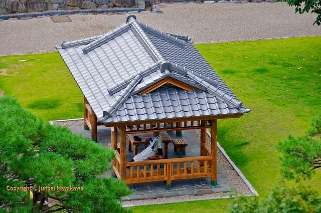Maizuru Castle, Kofu, Yamanashi prefecture