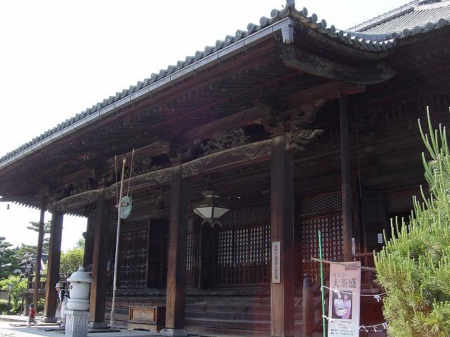 Saidai-ji temple 5