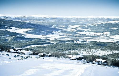Os I Osterdalen valley