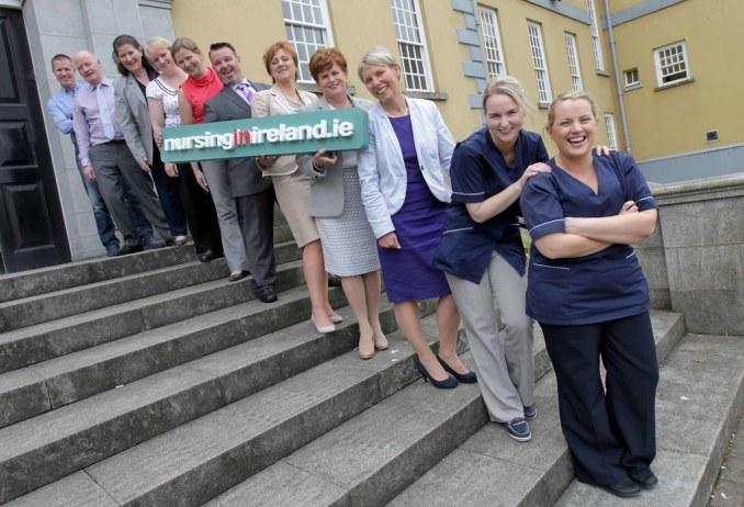 Nursing in Ireland