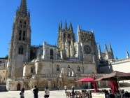The Cathedral in Burgos, dedicated to the Virgin Mary, is a World Heritage Site