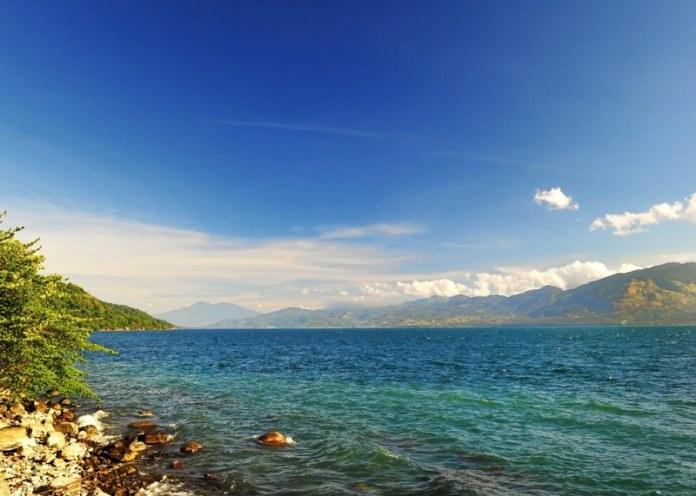 Lake Singkarak West Sumatra Y Viand Flickr