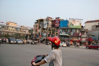 Riding Hanoi 1