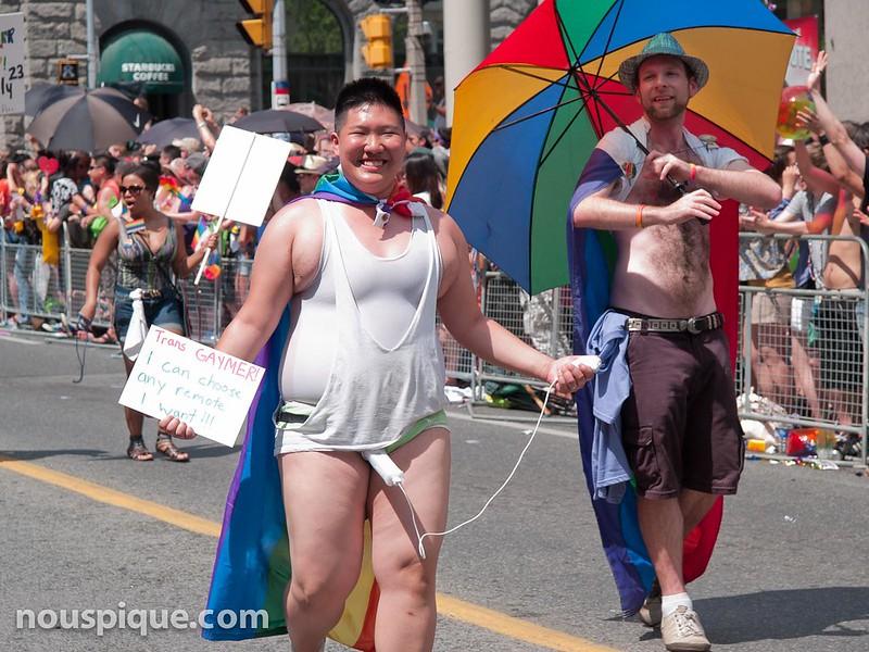 Trans Gaymer