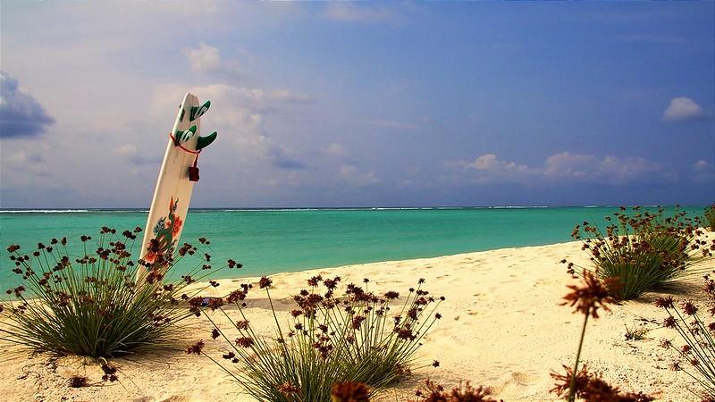 Agatti Island -  Lakshadweep, India