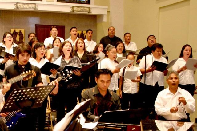 Christmas Mass Choir 2006