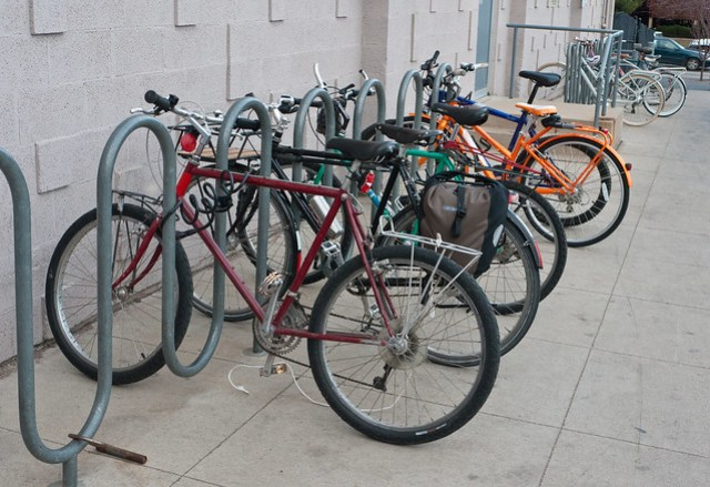 Almost Ideal Bike Parking