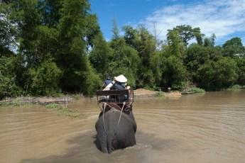 Raus aus dem Ho Lak (Lak See)