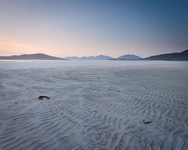 Tide Ripples, Seilebost, Harris