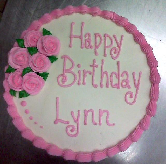 Lynn S Birthday Cake Sweet Spot Flickr