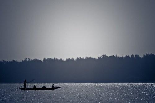 Chilika Lake photo