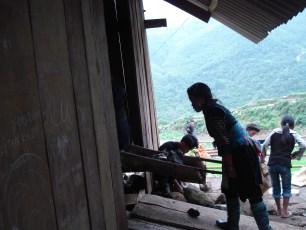 Kirchenbau in Su Pan