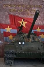 Panzer der siegreichen Volksarmee